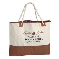 RR Canvas Shopper Bag