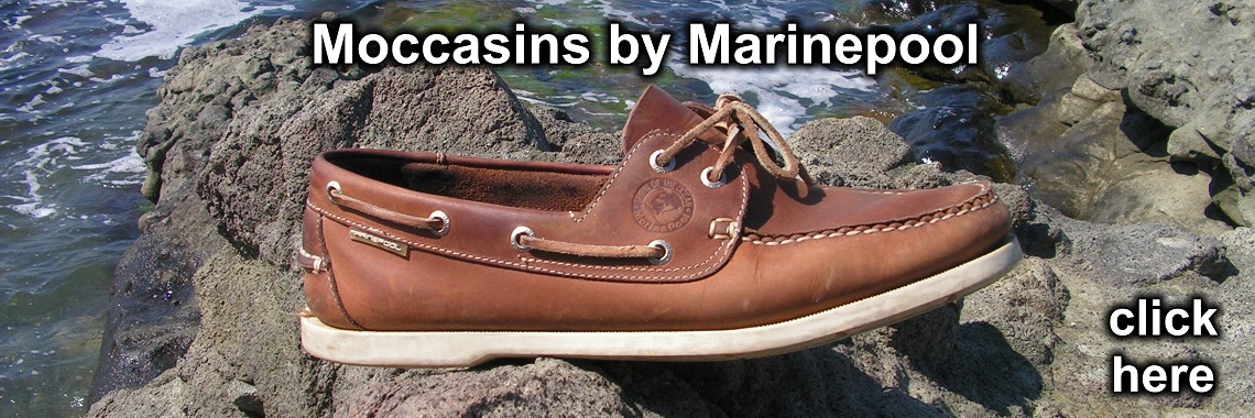 Moccasins by Marinepool