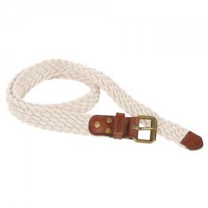 """Belt """"Enzo"""" beige"""