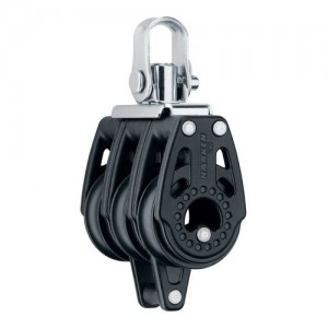 29mm Triple Block with Swivel and Becket