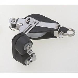 Ball bearing block 10x45mm, swivel, becket, camcleat