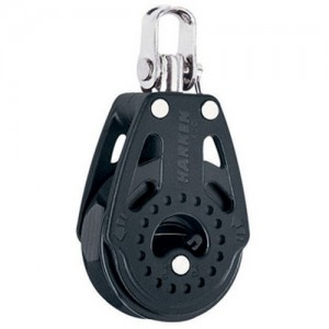Ratchet Block Carbo 40mm with shackle