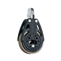 Ratchet Block 57mm with shackle, GRIPx1.5