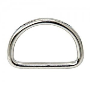 D-Ring (Belt Buckle) 4x40mm AISI316
