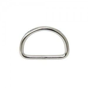 D-Ring (Belt Buckle) 4х20х17mm