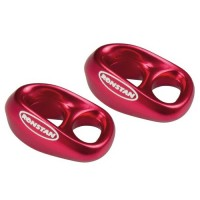 Ronstan Low Friction Shock 5/6mm red - set of 2 pcs.