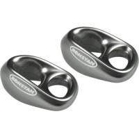 Ronstan Low Friction Shock 5/6mm gray - set of 2 pcs.