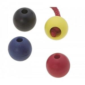 Rope stopper (ball) for 8mm diameter