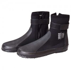 "Neoprene Boots ""1852"" black"