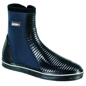 "Neoprene boots ""Hawaii Zip"""