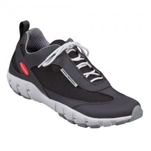 """Deck shoes """"Team Pro Tec"""" black"""
