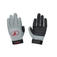 "Gloves ""Harken"" long fingers, gray"