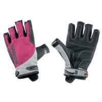 "Kids gloves ""Spectrum"" 3/4 fingers, pink"