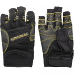"Gloves ""Sprenger"" Amara short fingers, black"