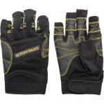 """Gloves """"Sprenger"""" Amara short fingers, black"""