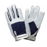 """Gloves """"Sprenger"""" long fingers, navy"""