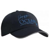 """Ocean RECY"" Cap with Clip"