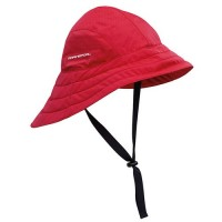 Souwester rainhat, red