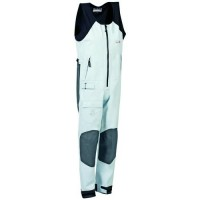 "Trousers ""Racing Salopette"" white"
