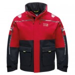 "Sailing Jacket ""Cabras II"" red/black"