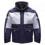 "Sailing Jacket ""Cabras II"" navy/white"