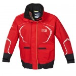 "Sailing Jacket ""Cabras"" red/black"