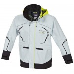 "Sailing Jacket ""Cabras"" gray/black"