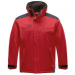 "Sailing Jacket ""Gosford"" red"