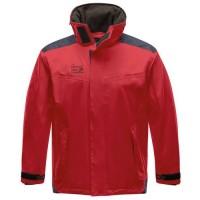 """Sailing Jacket """"Gosford"""" red"""