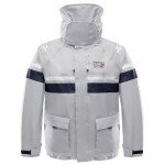 "Sailing Jacket ""Marine Performance IV"" lt. gray"
