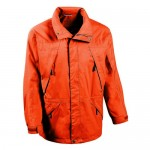 "Jacket ""Cherbourg"" orange"