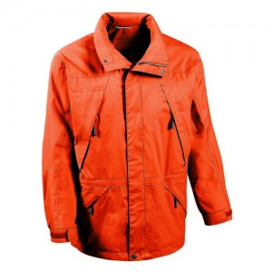 "Jacket ""Cherbourg"" orange"