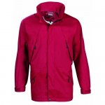 "Jacket ""Cherbourg"" burgundy"