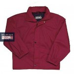 "Jacket ""Eagle"" burgundy"