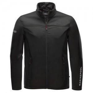 "Men's Jacket ""Crew Softshell"" black"