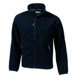 "Fleece Jacket ""Lausanne"" w/ membrane, black"