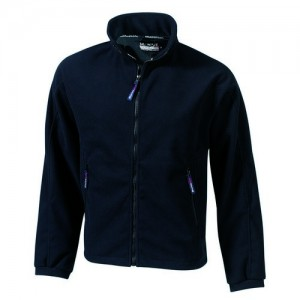 "Fleece Jacket ""Lausanne"" w/ membrane, black"