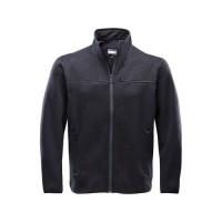 """Fleece Jacket """"Orion II Tec Wool"""" black"""