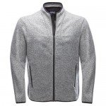 "Fleece Jacket ""Orion II Tec Wool"" light grey"
