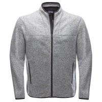 """Fleece Jacket """"Orion II Tec Wool"""" light grey"""