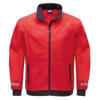 "Softshell Jacket ""Crew Blouson"" red"