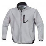 "Men's Softshell Jacket ""Speed Titanium"""