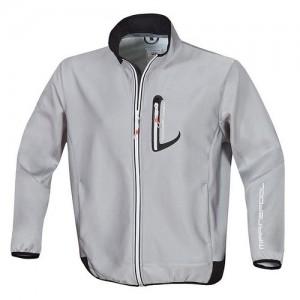 "Men's Softshell Jacket ""Speed Titanium"""