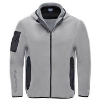 "Jacket ""Victor Tec Wool"" lt. gray"