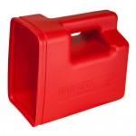Optimist Hand Bailer 3.5L - red