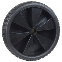 Trolley Wheel 37mm Durastar black