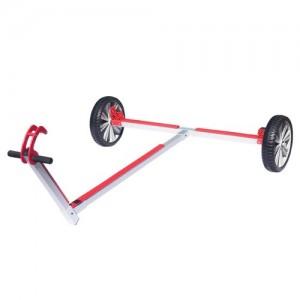 Optimist Trolley with Optiflex Lite Wheels