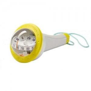 Compass Plastimo Iris 100 Yellow