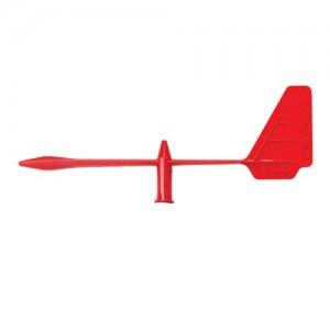 Wind Indicator Vane (Red)