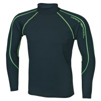 "Rash Guard ""Cayenne"" black"